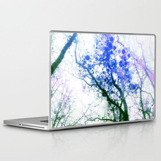 Tree Abstract 1 Laptop & iPad Skin
