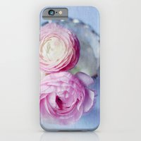 Summer Pastel Ranunculus iPhone 6 Slim Case