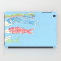 Usagikoinobori iPad Case