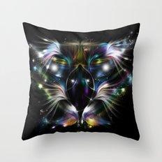 My Eagle - Magic Vision Throw Pillow