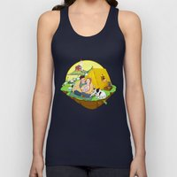 Custom Illustration For … Unisex Tank Top