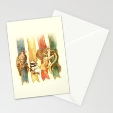 House Brawl Stationery Cards