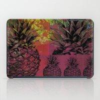 PineApple Fiesta iPad Case