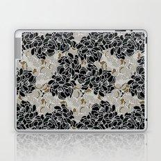 Patina Blossoms Laptop & iPad Skin