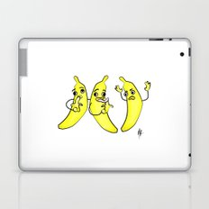 Nanners (NSFW version... why?  I... I dunno why) Laptop & iPad Skin