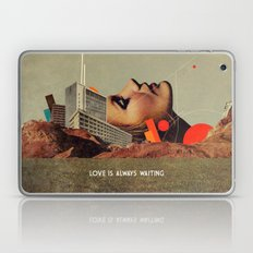 Love Is Always Waiting Laptop & iPad Skin