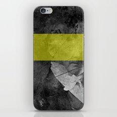 DAG IV (yellow) iPhone & iPod Skin