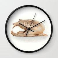 Metempsychosis Wall Clock