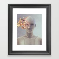 The Didact Framed Art Print