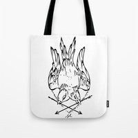 Two Bird Tote Bag