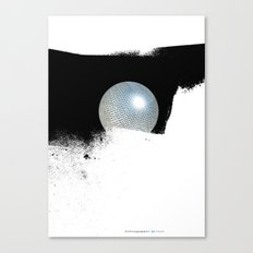 letterglobe... Canvas Print