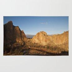 Smith Rock Sunrise II Rug