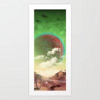 NMS-6233 Art Print