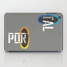 POR---TAL iPad Case