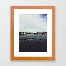 Limerick City, Ireland Framed Art Print
