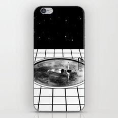 Pool Moon iPhone & iPod Skin