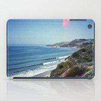 California Coast  iPad Case