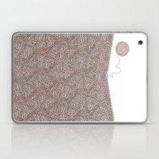 Knitting experience Laptop & iPad Skin