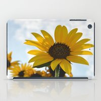 Sunflower iPad Case