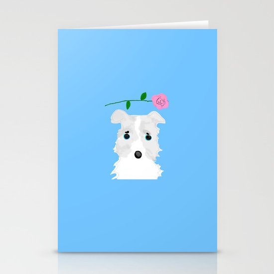 Looking for new family Stationery Card