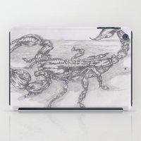 Emperor Scorpion iPad Case