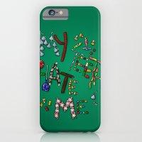 My Teeth Hate Me iPhone 6 Slim Case