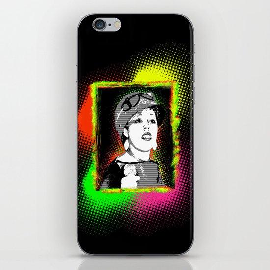 Poly Styrene iPhone & iPod Skin