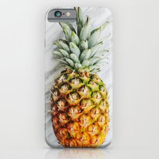 Ananas and Marble iPhone 6 Slim Case