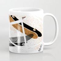 Skatestriangles Mug
