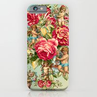 iPhone & iPod Case featuring vintage  by mark ashkenazi