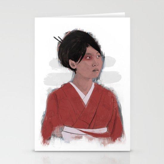 Utsukushii Stationery Card
