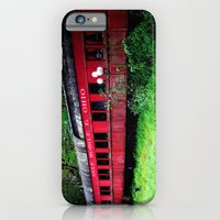 iPhone & iPod Case featuring Ohio Train  by Jean Dougherty