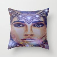 Venus  - By Ashley-Rose Standish Throw Pillow