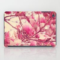 Magnolia  iPad Case