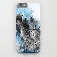 Lady Liberty iPhone 6 Slim Case