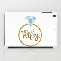 Wifey iPad Case