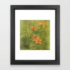 A Better Me Framed Art Print