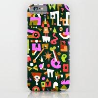 iPhone Cases featuring Schema 16 by C86 | Matt Lyon