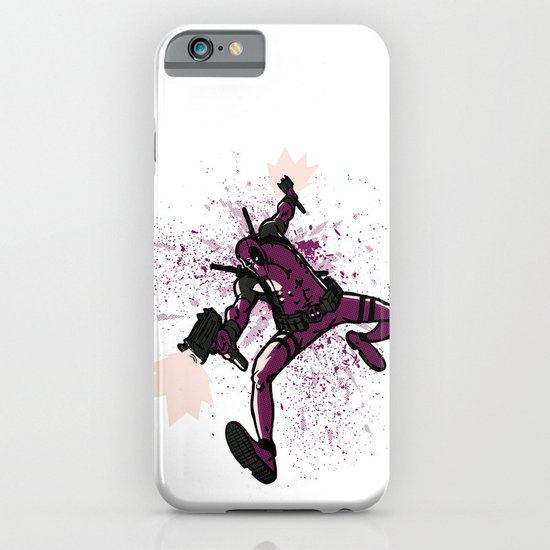 Deadpool iPhone & iPod Case