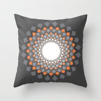 Project 8 Throw Pillow