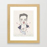 /Sebastian Acevedo/ Framed Art Print
