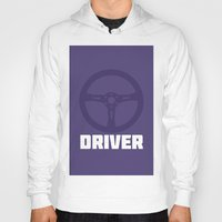 Hoody featuring Driver by Salmanorguk