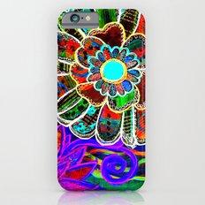Florem Terrae Dark iPhone 6 Slim Case
