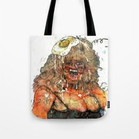 Edith Massey the Egg Lady Tote Bag