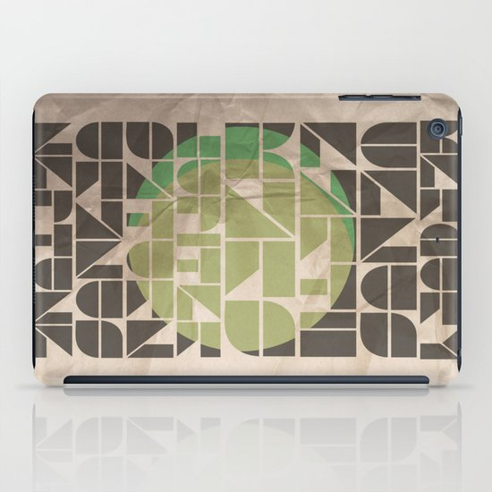 The Planets iPad Case