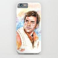 Poe Dameron iPhone 6 Slim Case