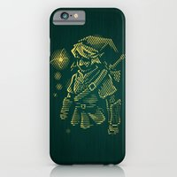 iPhone & iPod Case featuring Courage by Patrick Zedouard c0y0te7