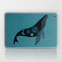 Whale Soul & the Galactic Tour Laptop & iPad Skin