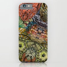 Psychedelic Botanical 1 Slim Case iPhone 6s