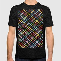 Weave 45 Zoom Mens Fitted Tee Tri-Black SMALL